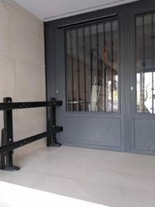accesibilidad puertas exteriores